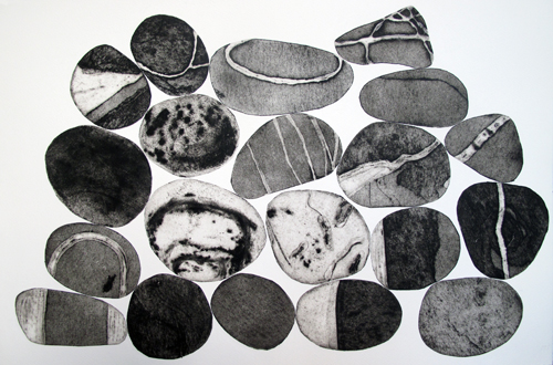 Pebbles are Great (Sepia series 2) - Tessa Horrocks